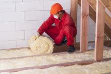 professional insulation installation
