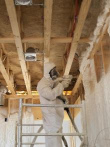The Fifth Fuel Spray Foam Insulation, VA