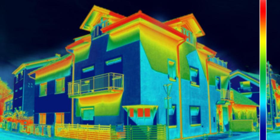 Heat Map of Energy Audit, The Fifth Fuel, Heat Map, Energy Audit, Arlington, DC, Energy Experts
